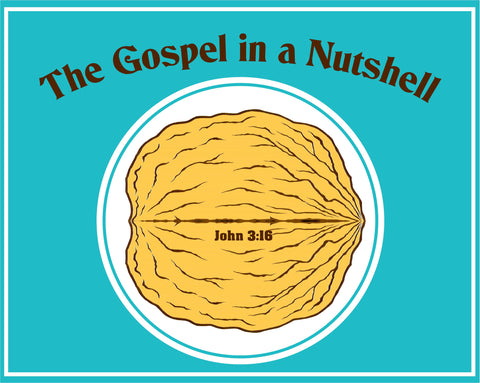 photograph about Pumpkin Gospel Printable known as The Gospel within just a Mad