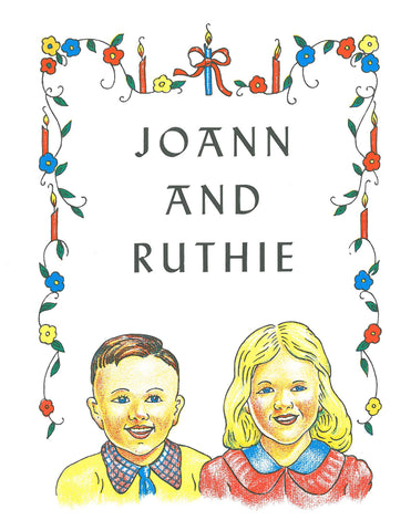 JoAnn and Ruthie