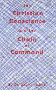 The Christian Conscience and the Chain of Command