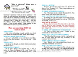What Every Kid Wants to Know! Gospel Tract Valentine's Day Edition