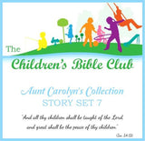 Seven CD Set (accompanies Aunt Carolyn's Collection)