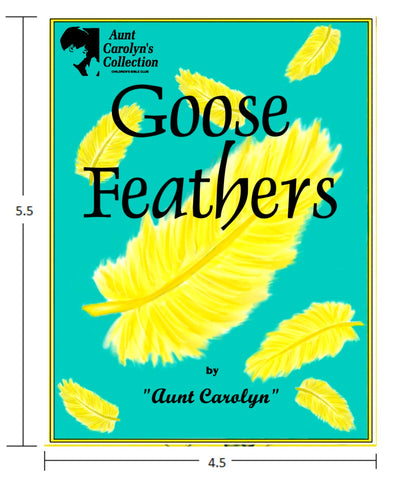 Goose Feathers Pocket Size
