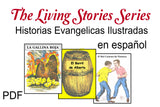 Living Stories Spanish PDF Text (11 Titles)