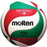 MOLTEN V5M5000 OFFICIAL SIZE 5 VOLLEYBALL FIVB APPROVED - Soka Diski