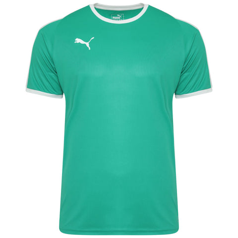 Puma T7 Green/White Soccer Kit - Soka Diski