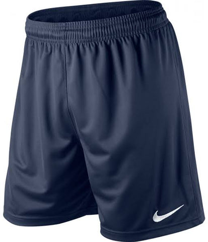 Nike Park Knit Men's Football Short (Navy) - Soka Diski