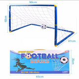 Foldable Kids Goalpost - Soka Diski