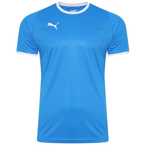 Puma T7 Royal Blue/White Soccer Kit - Soka Diski