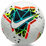 Nike Merlin Premium Match Soccer Ball – White/Obsidian/Blue Fury