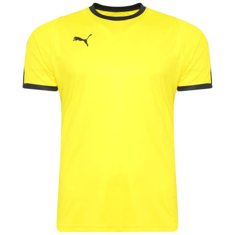 Puma T7 Yellow/Black Soccer Kit - Soka Diski