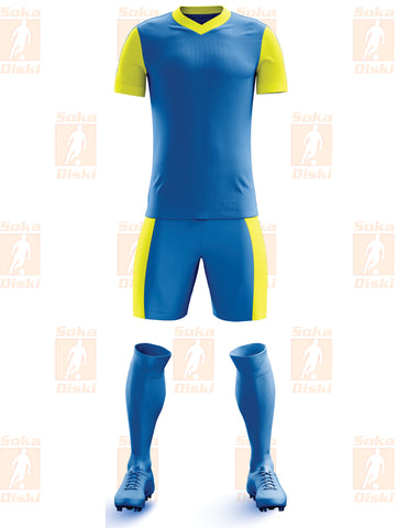 SD FIVE Youth Soccer Kit
