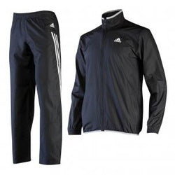Adidas TS A Woven Tracksuit Black