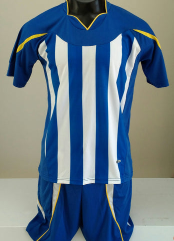 Unbranded Striped Soccer Kit - Soka Diski