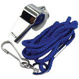 Metal Whistle with Lanyard - Soka Diski