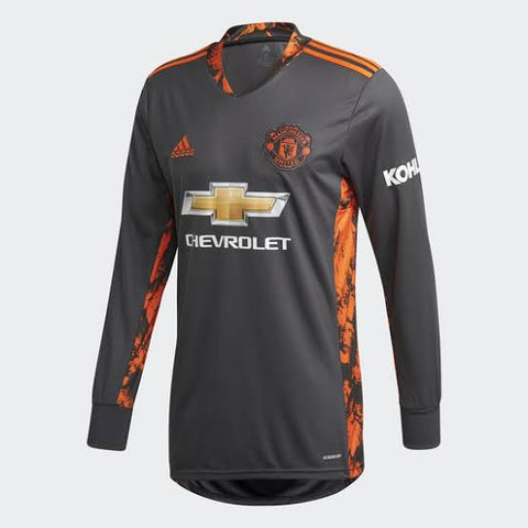 Adidas Manchester United Home Goalkeeper Jersey