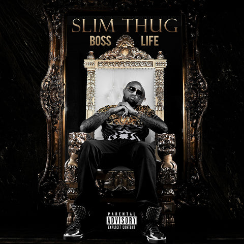 Slim Thug - Boss Life CD