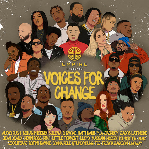 EMPIRE Presents: Voices For Change, Vol. 1 - Digital Download