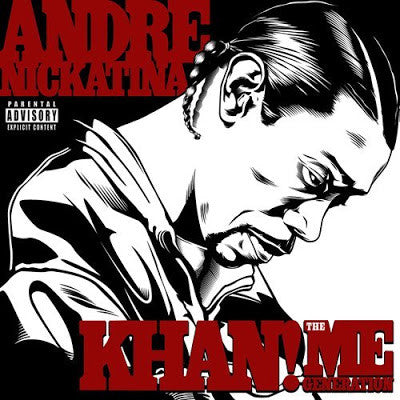 Andre Nickatina - Khan! The Me Generation CD