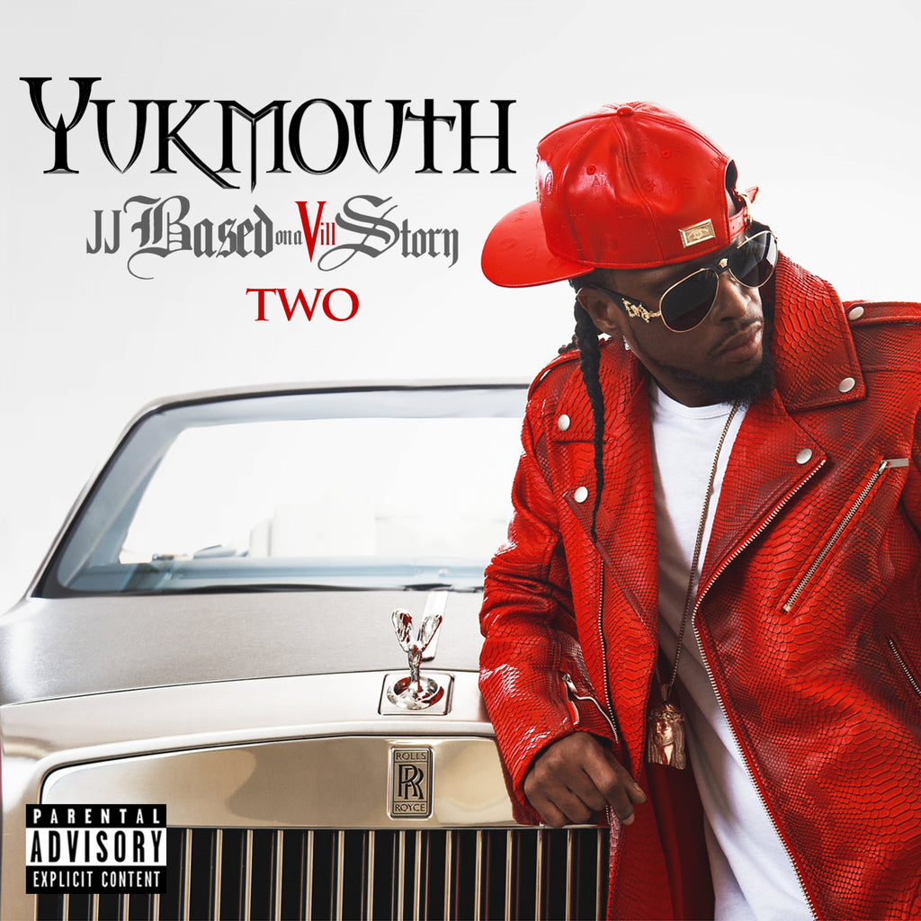 Yukmouth - JJ Based on a Vill Story 2 (CD)