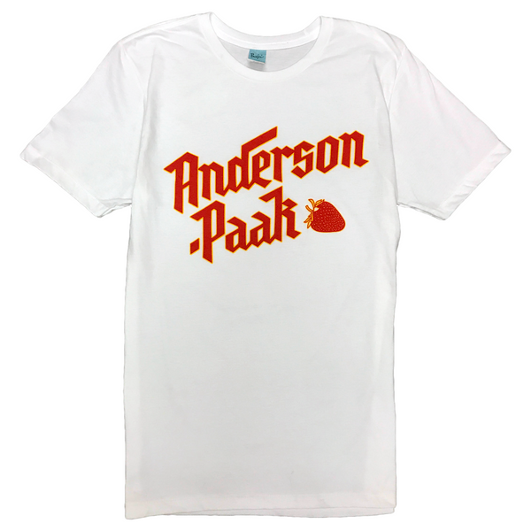 Anderson Paak Strawberry T Shirt Empire