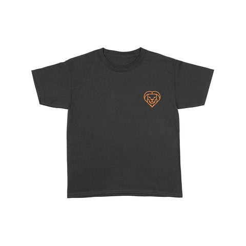 Zion Foster - Lion's Den Black Tee + download