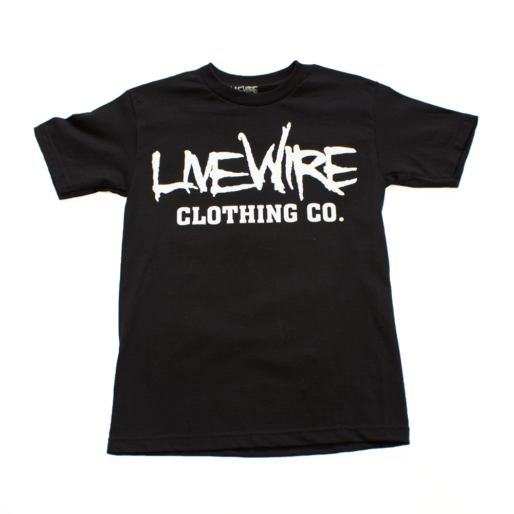 J. Stalin - Livewire Black T-Shirt