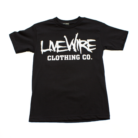 J. Stalin - Livewire T-Shirt (Black)