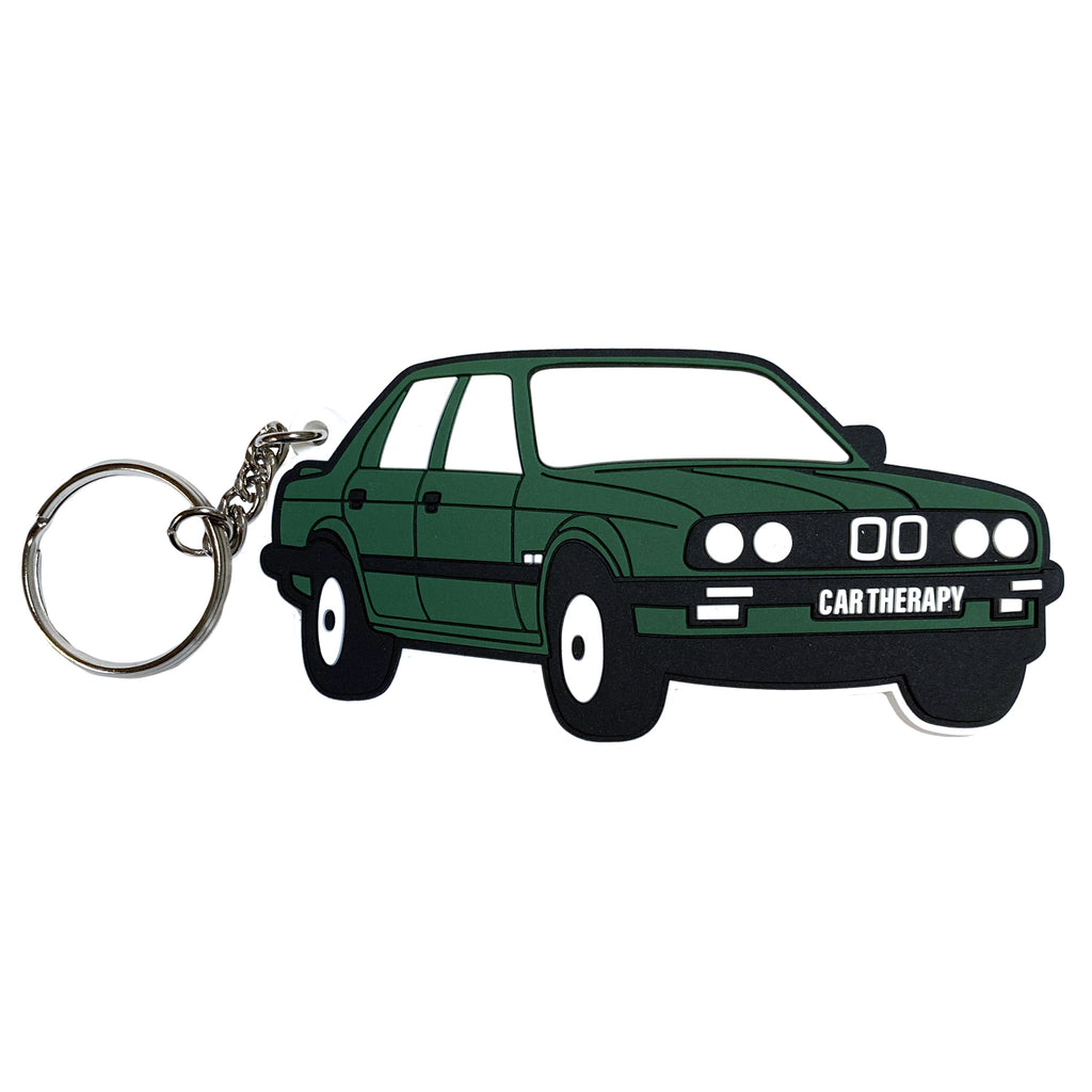 Bosco - Car Therapy Keychain
