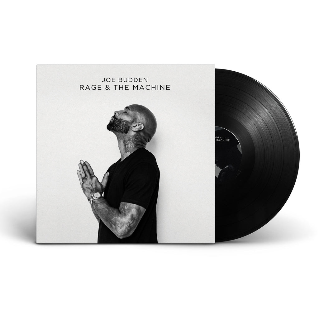 Joe Budden - Rage & The Machine Vinyl