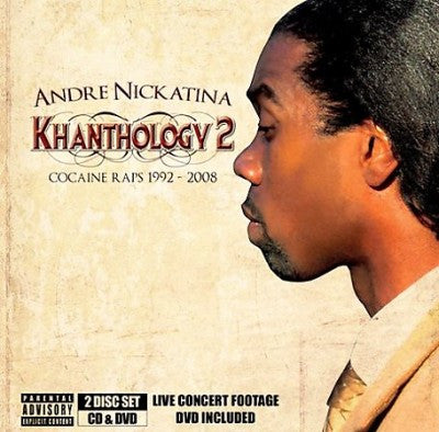 Andre Nickatina - Khanthology 2 CD