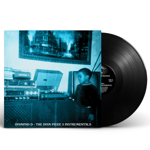 Diamond D - The Diam Piece 2: Instrumentals 2xLP [PRE-ORDER]