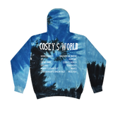 Cosey's World - Blue Hoodie