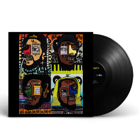 Terrace Martin, Robert Glasper, 9th Wonder, Kamasi Washington - Dinner Party Vinyl + Download