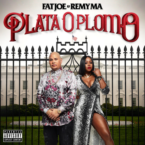 Fat Joe & Remy Ma - Plata o Plomo CD