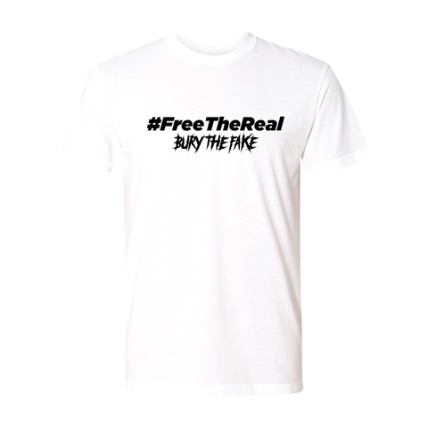 Albee Al - Free The Real T-Shirt