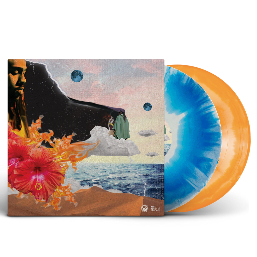 Rexx Life Raj - Father Figure 3: Somewhere Out There Vinyl