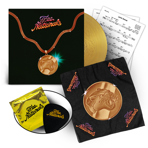 Free Nationals - Free Nationals Deluxe Boxset LP + Digital DL [PRE-ODER]