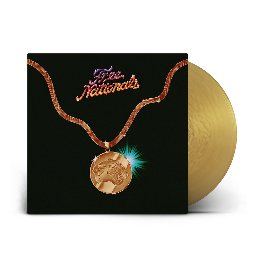Free Nationals - Free Nationals - 2xLP Gold Nugget Vinyl