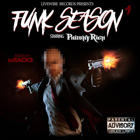 Philthy Rich Presents: Funk Season 4 CD