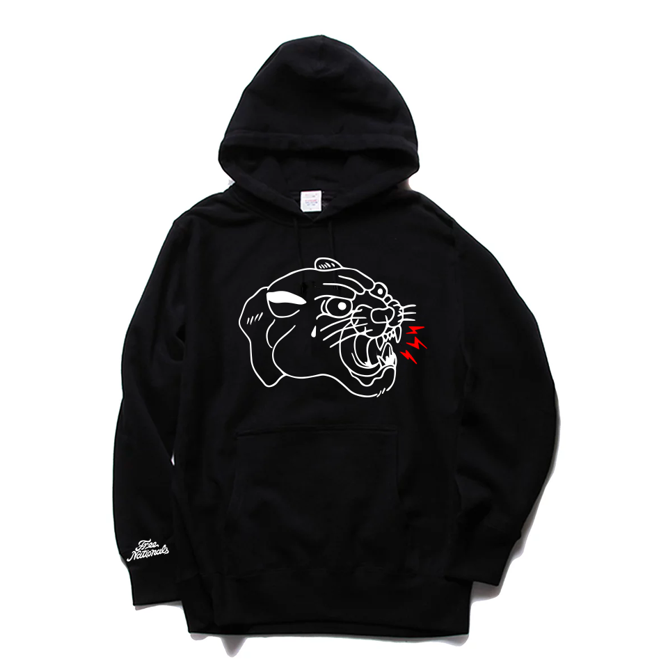 Free Nationals - Crimson Panther Hoodie + Digital DL
