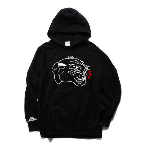Free Nationals - Crimson Panther Hoodie + Digital DL [PRE-ORDER]