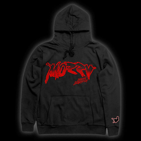 MOZZY- Mozzy 2020 Black Hoodie + Download