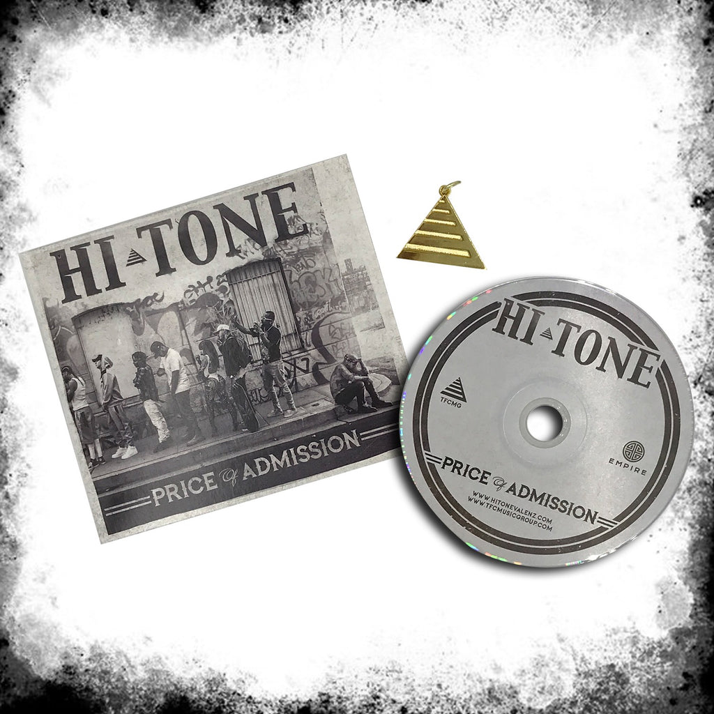 Hi-Tone - Price of Admission (Deluxe CD)