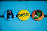 D.R.A.M. - Broccoli Button Pack