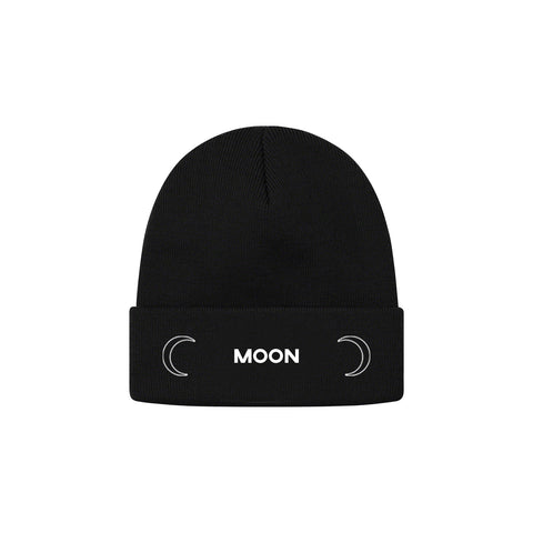 Kid Trunks- Moon - Black Beanie  + Download