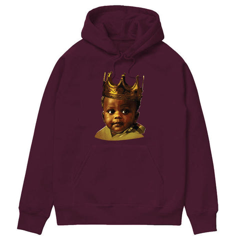 Young Dolph - King of Memphis Hoodie Maroon