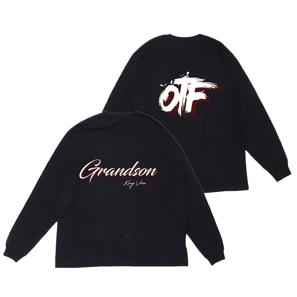 Black OTF Longsleeve + Album Download