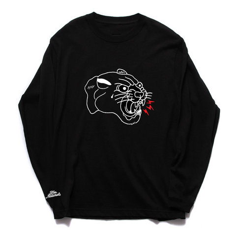 Free Nationals - Crimson Panther Long-Sleeve + Digital DL [PRE-ORDER]