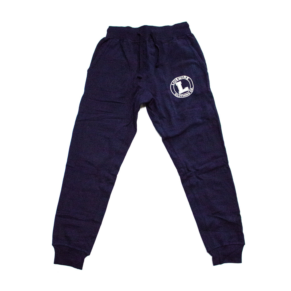 J. Stalin - Insignia Jogger Sweats (Navy)