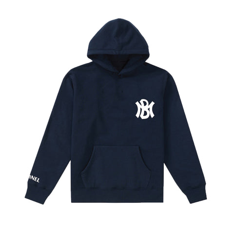 MBNEL- Navy Hoodie + Born To Win Download